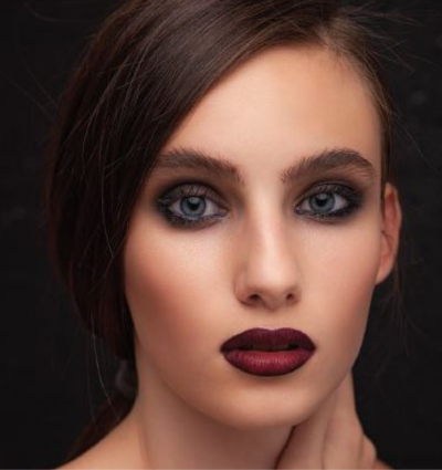 High end retouching-after