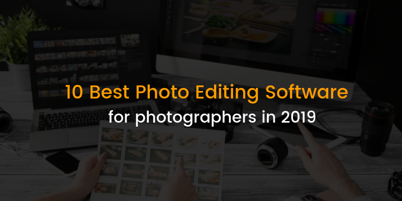 10 Best Photo Editing Software Image